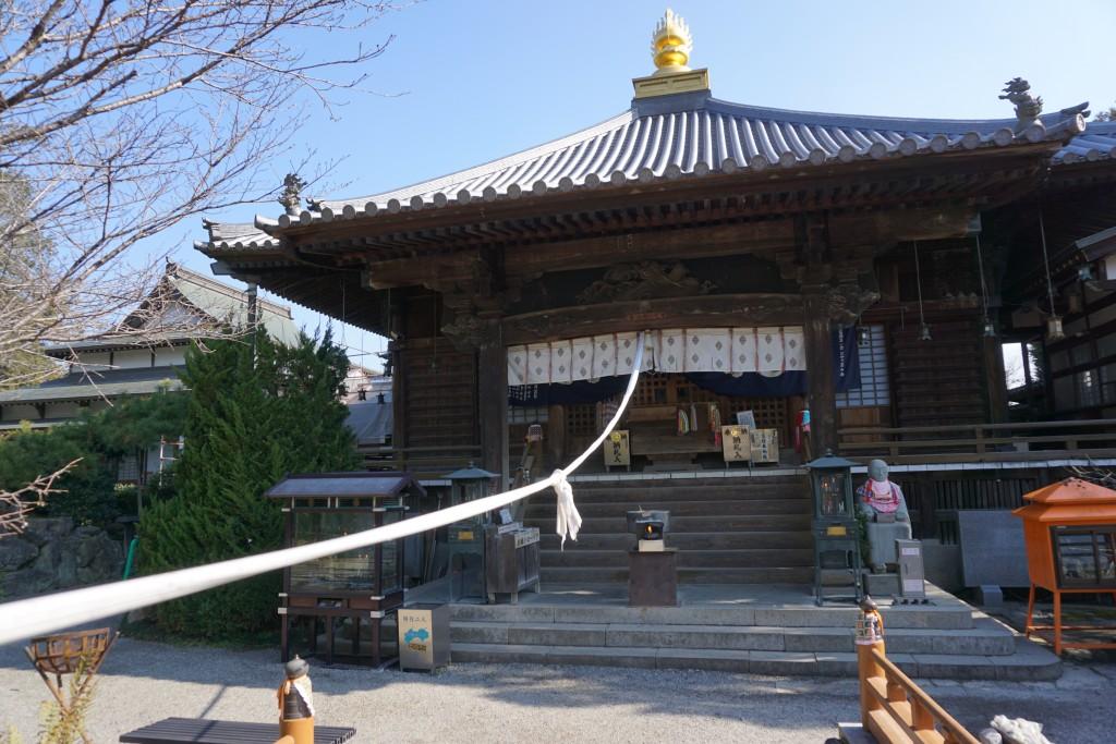 霊山寺 大師堂