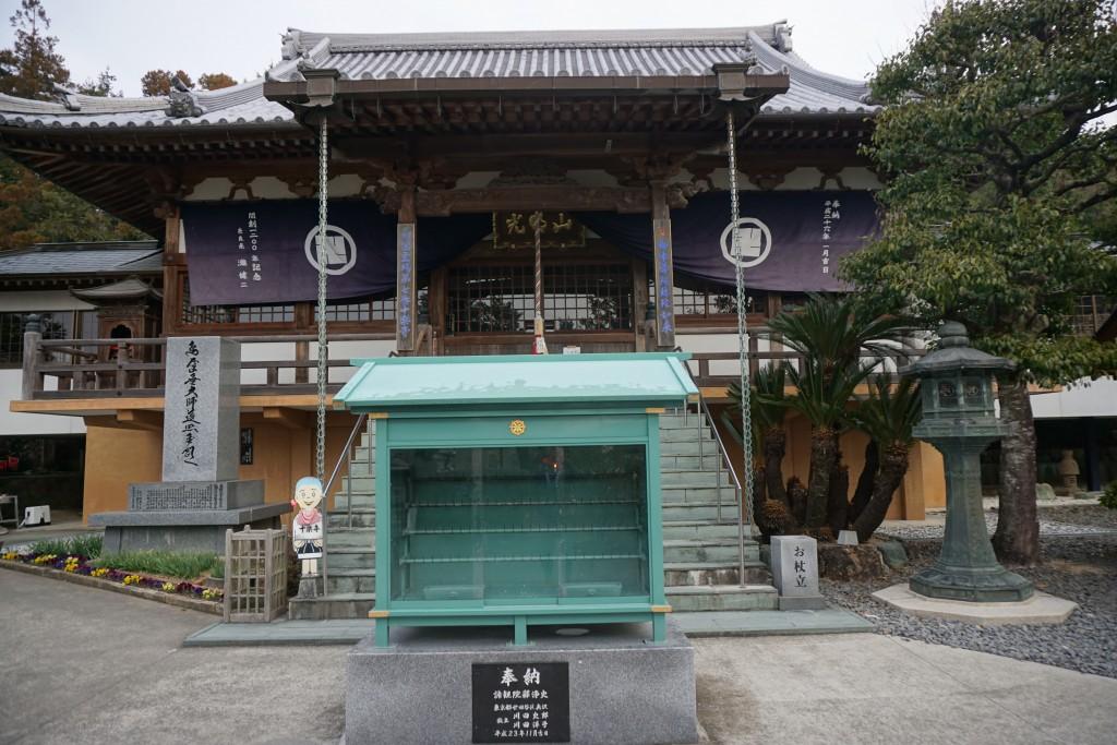 十楽寺 本堂