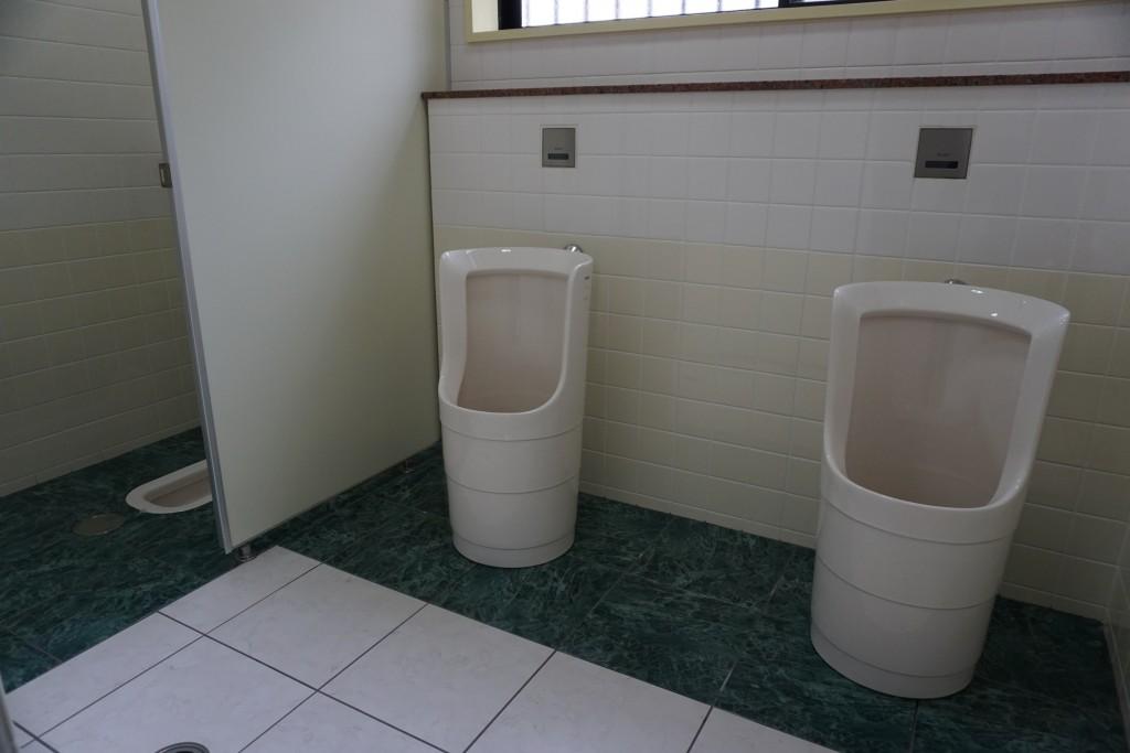 法輪寺 トイレ