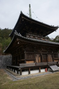 切幡寺 大塔