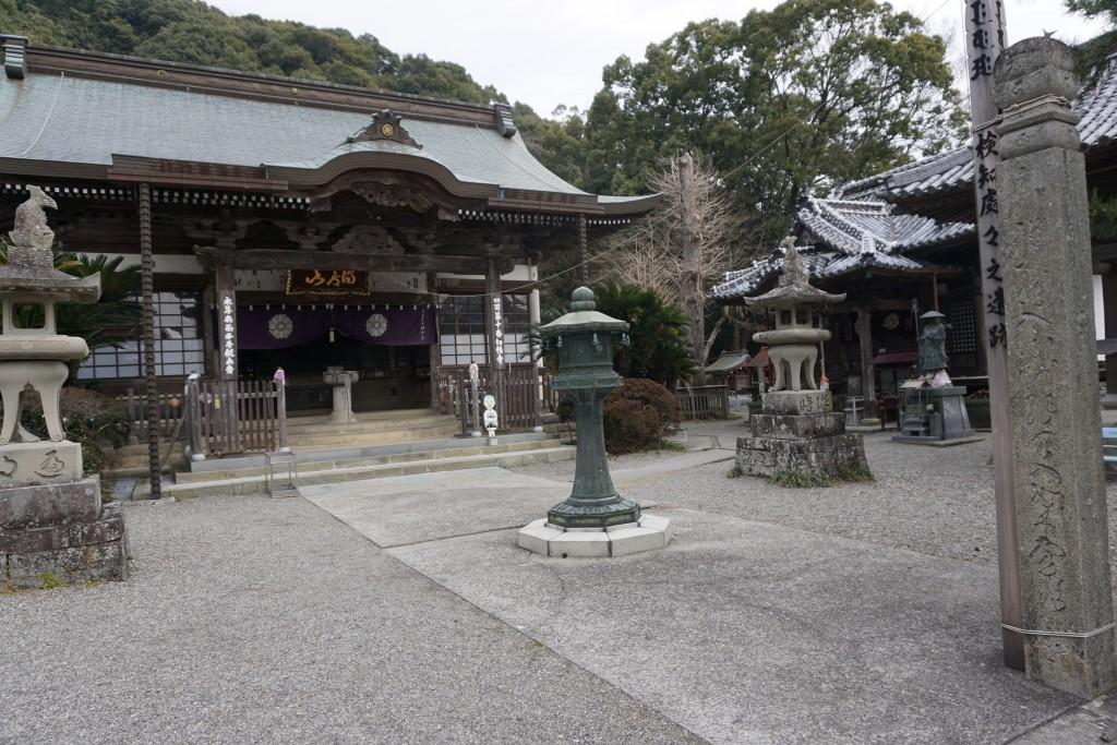 切幡寺 境内・本堂・大師堂