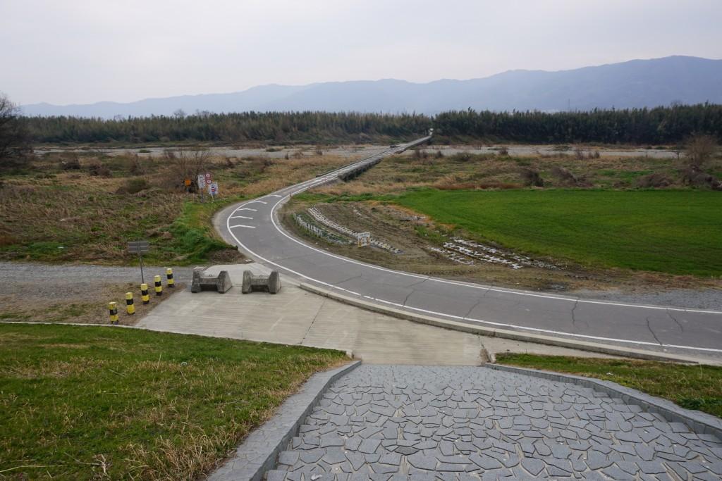 吉野川 大野島橋