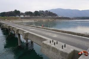 吉野川 川島橋