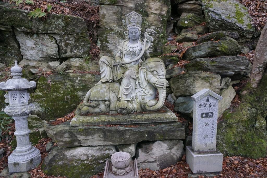 焼山寺 普賢菩薩
