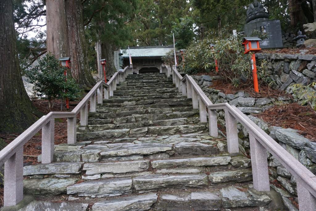 焼山寺 仁王門