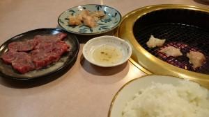 焼肉レストラン「水戸園」塩味メニュー