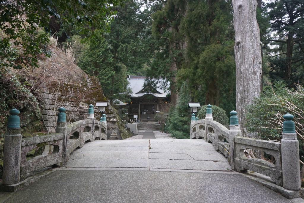 太龍寺 大師堂