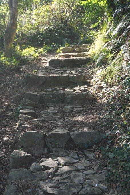 最御崎寺 登山道