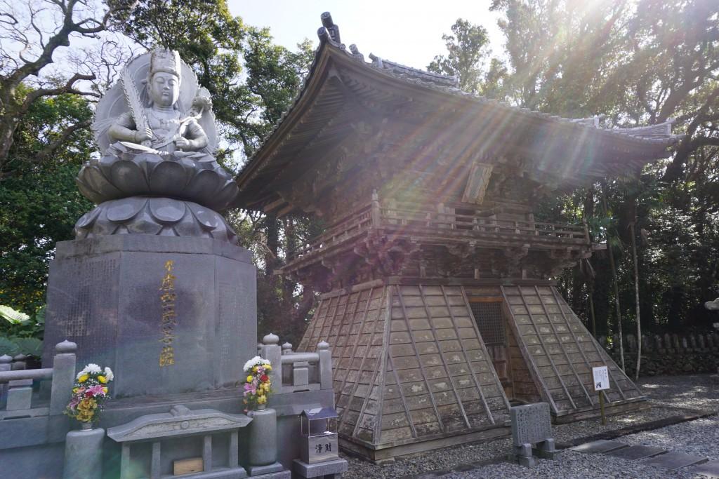 最御崎寺 虚空蔵菩薩 鐘楼堂