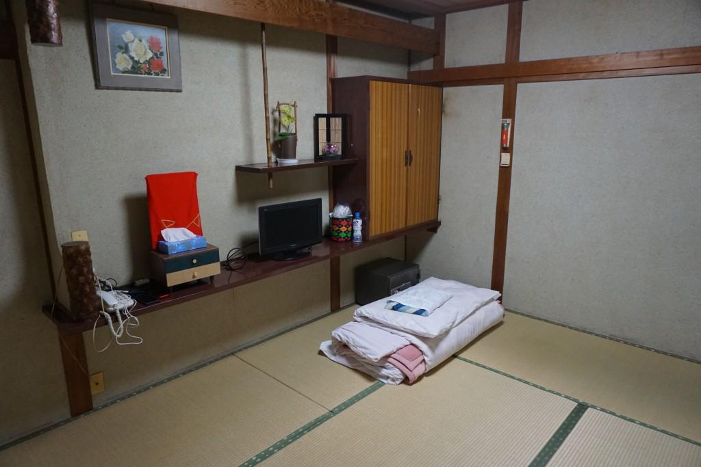 室戸 太田旅館 部屋