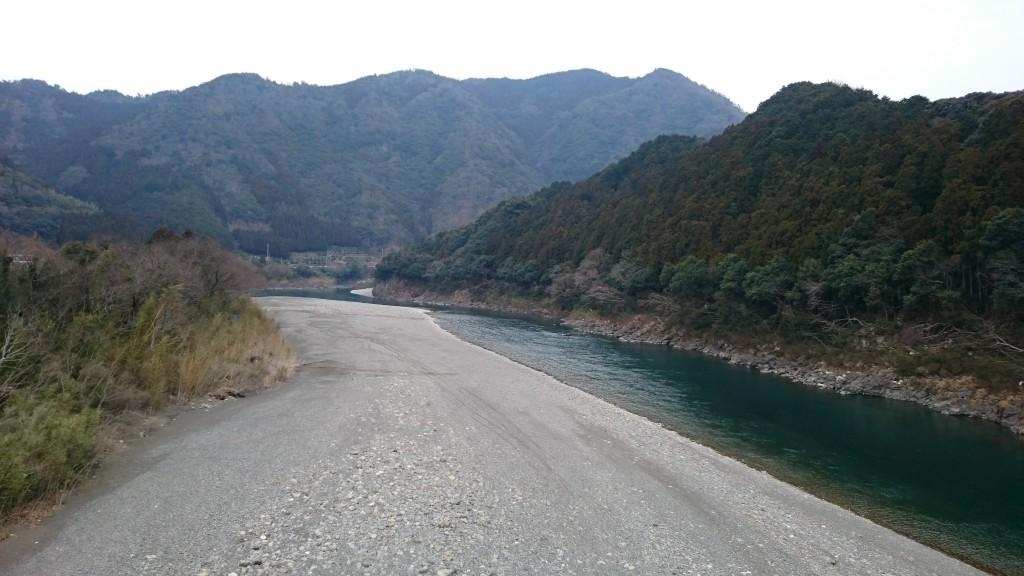 水井橋 那賀川