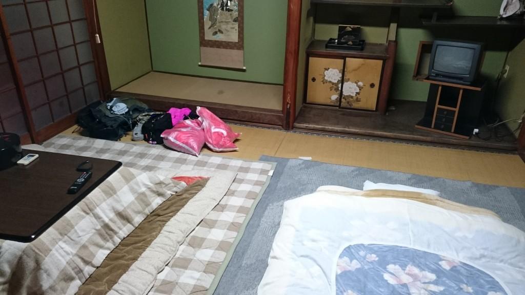 橋本屋旅館 部屋