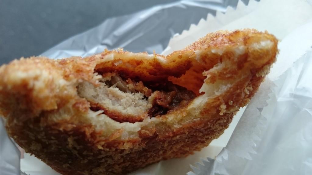 キラメッセ室戸 ホームベーカリー徳屋 カツカレーパン