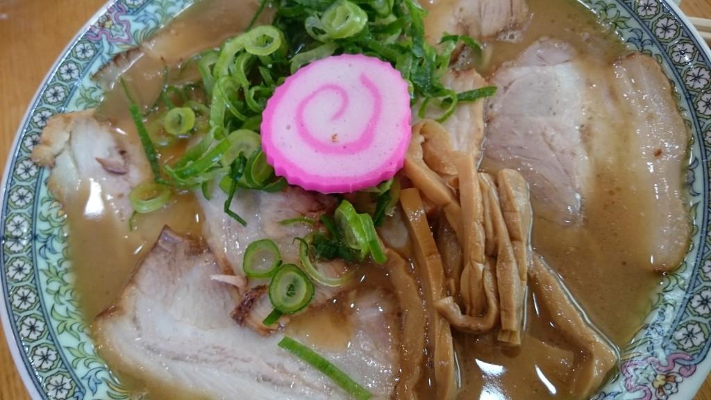 和歌山ラーメン 丸三 中華そば特製大盛