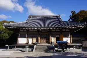 高知 大日寺 本堂