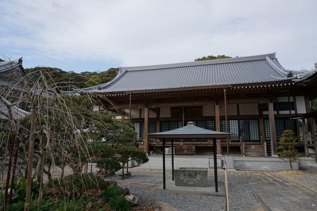 雪蹊寺 本堂