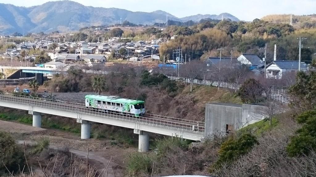 高知県赤野 高知くろしお鉄道 トンネル前