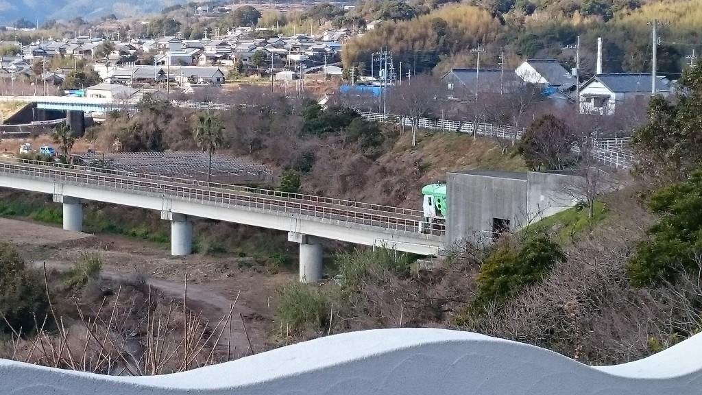 高知県赤野 高知くろしお鉄道 トンネル後