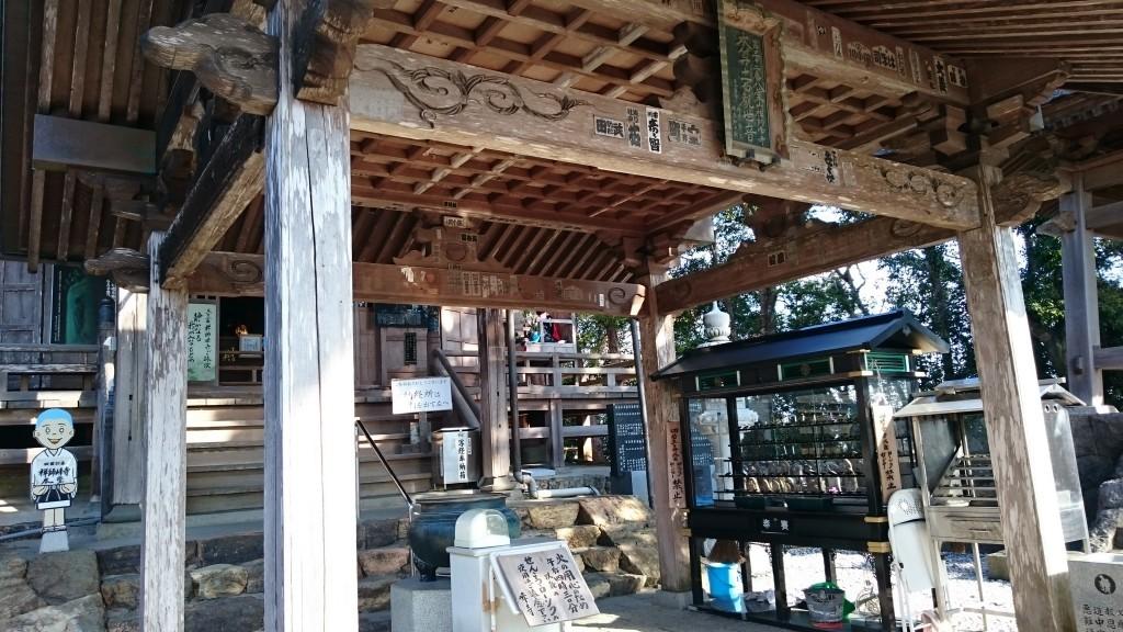 禅師峰寺 本堂