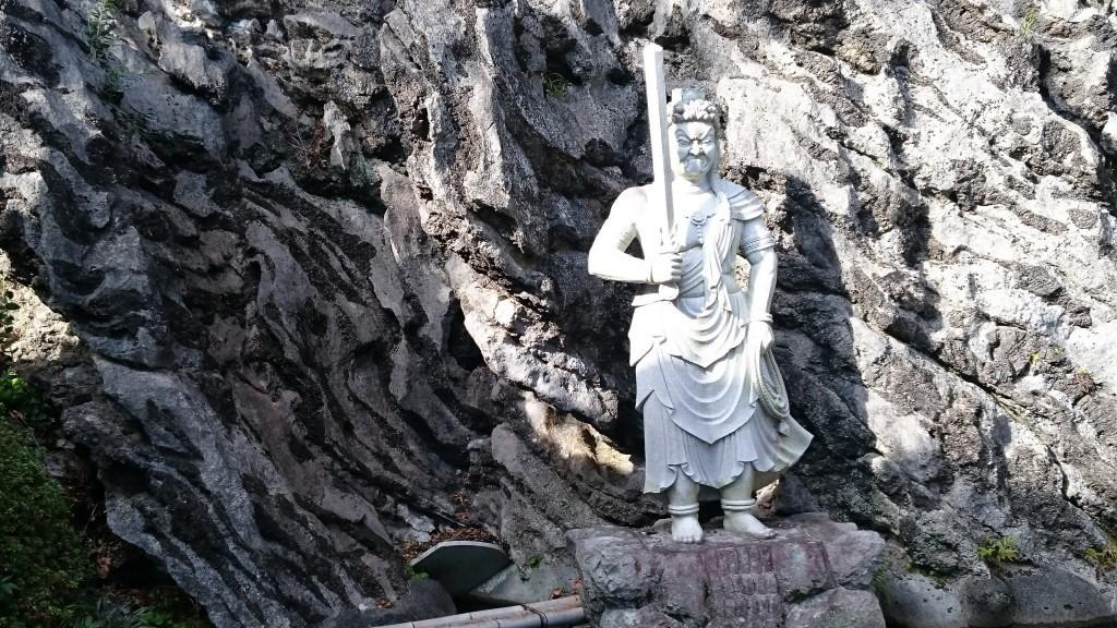 禅師峰寺 不動明王