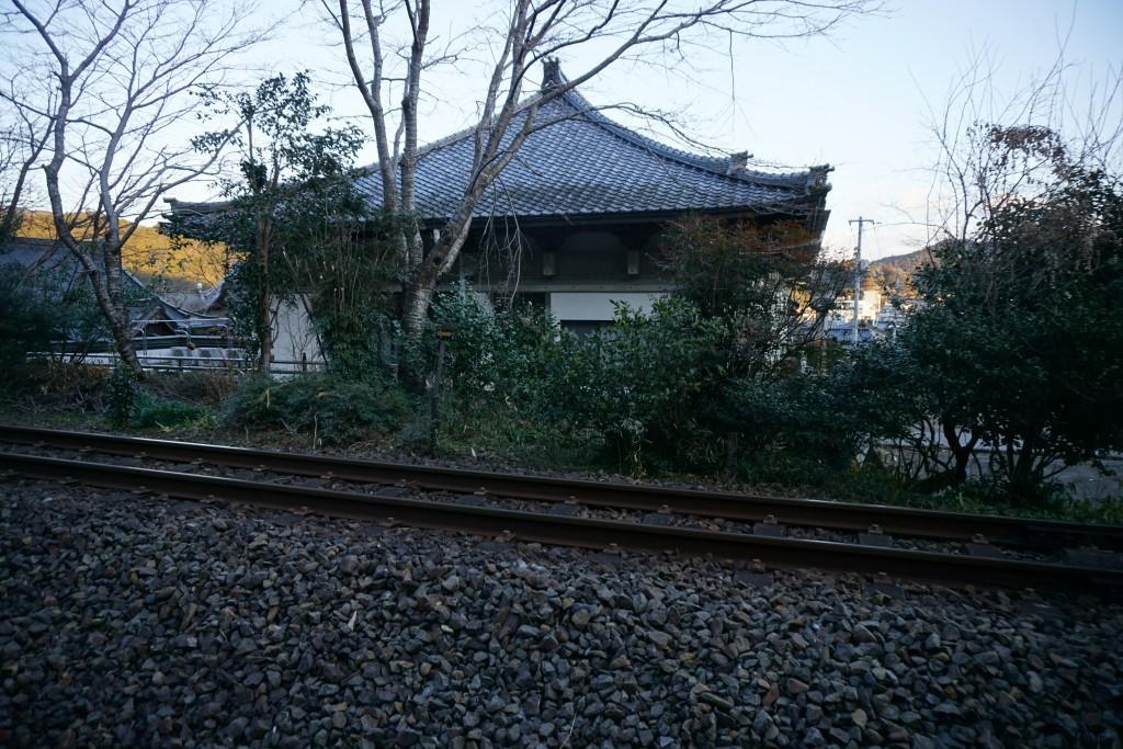 岩本寺 土佐くろしお鉄道 線路