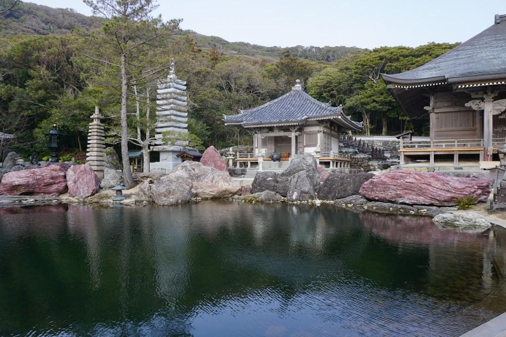 金剛福寺 石庭