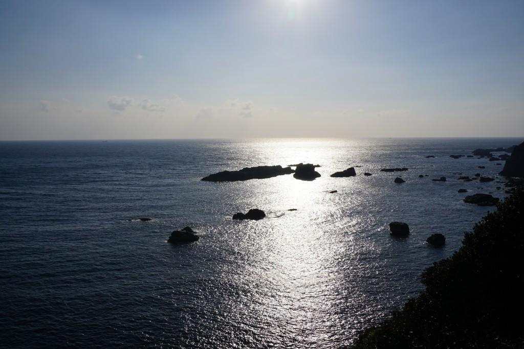 足摺岬 太平洋