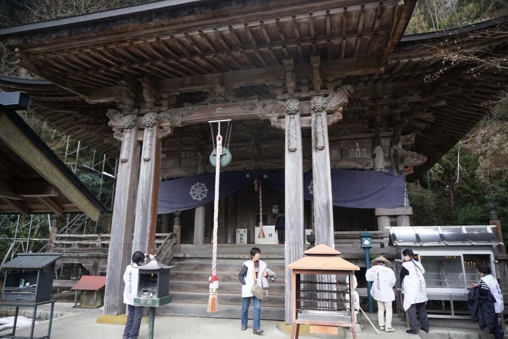岩屋寺 大師堂