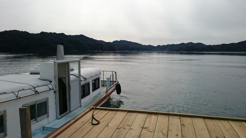 須崎市営巡航船 横浪乗船場