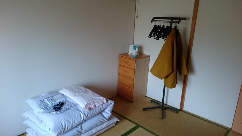 岩本寺 宿坊 室内 設備