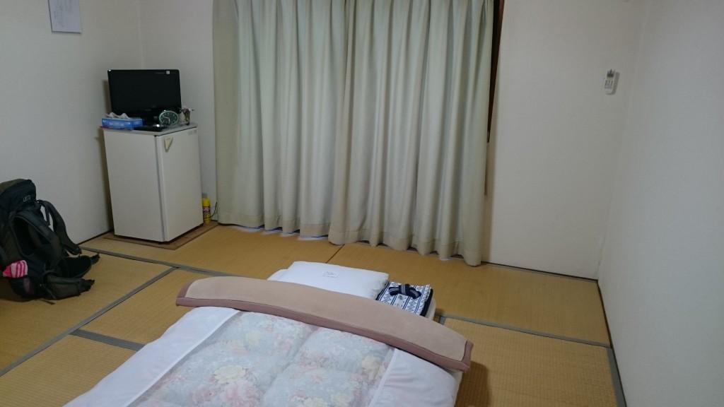 土佐ユートピアカントリークラブ 宿泊施設 室内