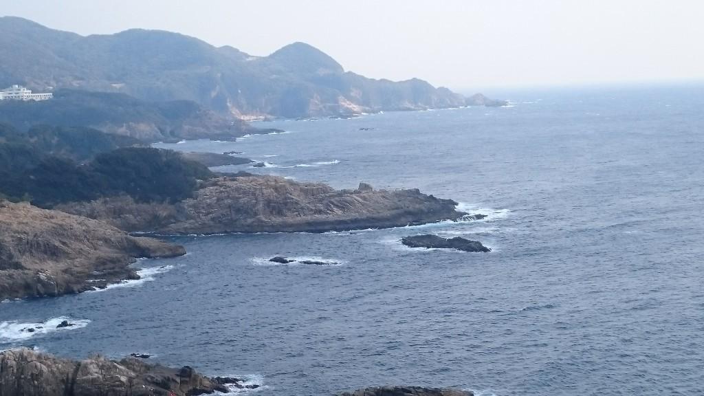 鵜ノ岬 足摺半島