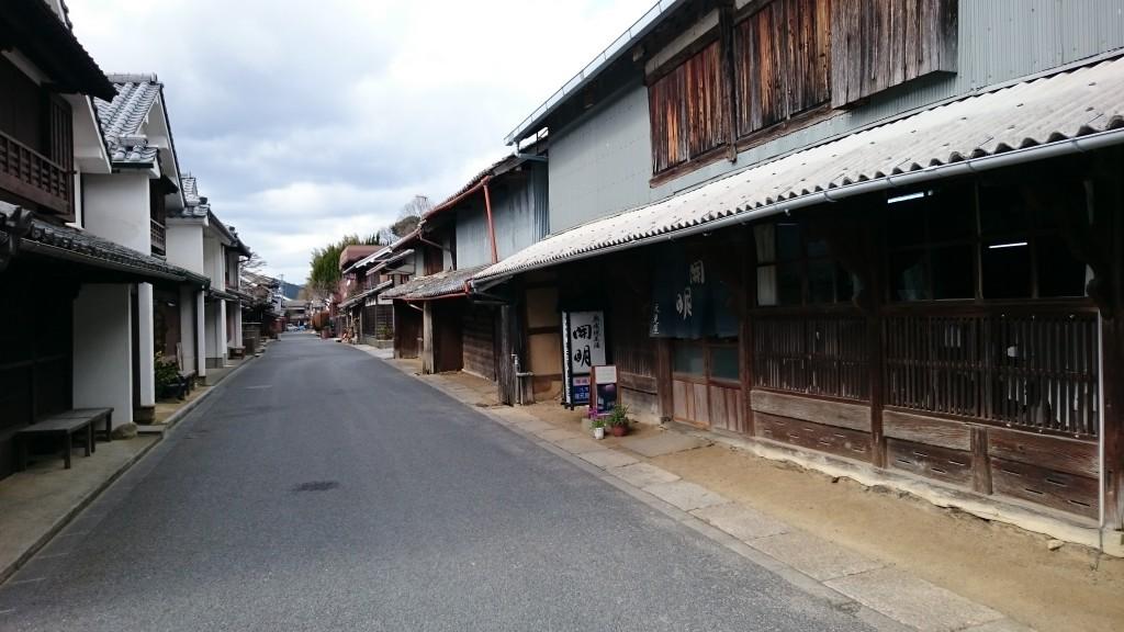 宇和町卯之町 重要伝統的建造物群保存地区