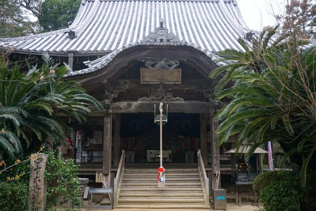 浄瑠璃寺 本堂