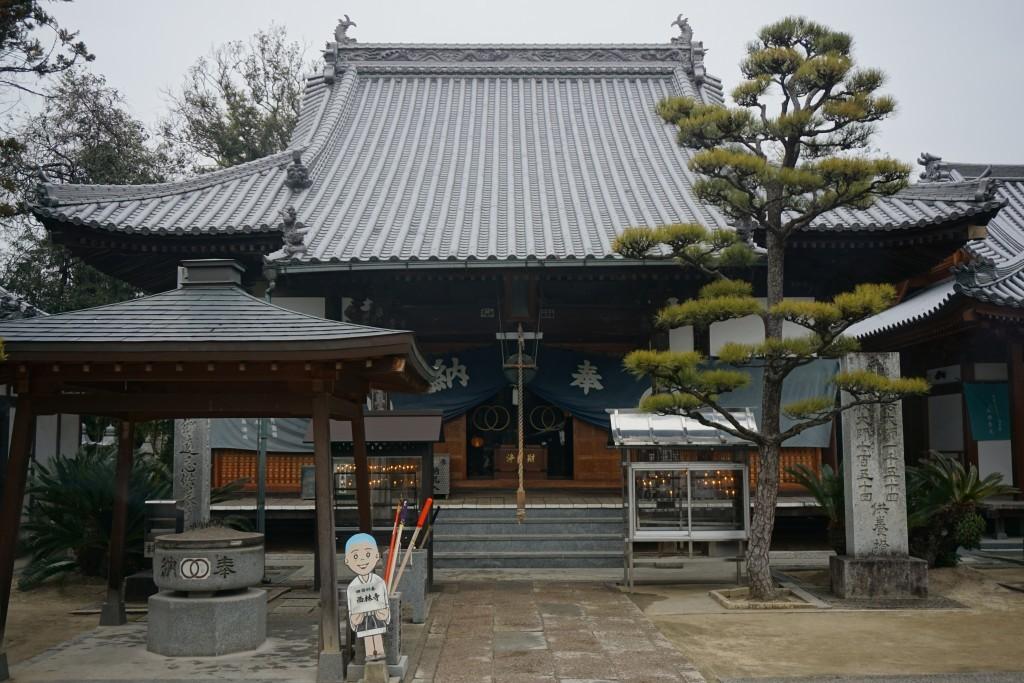 西林寺 本堂
