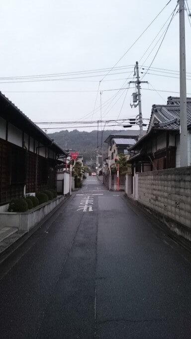 浄土寺 参道