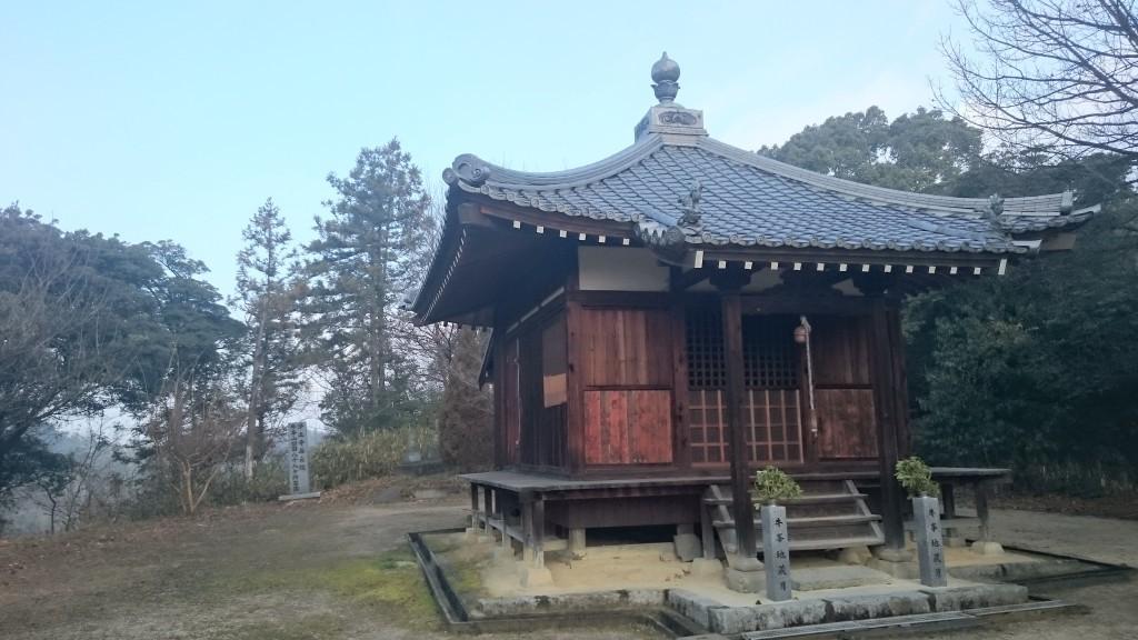 浄土寺 奥の院 牛之峰地蔵堂