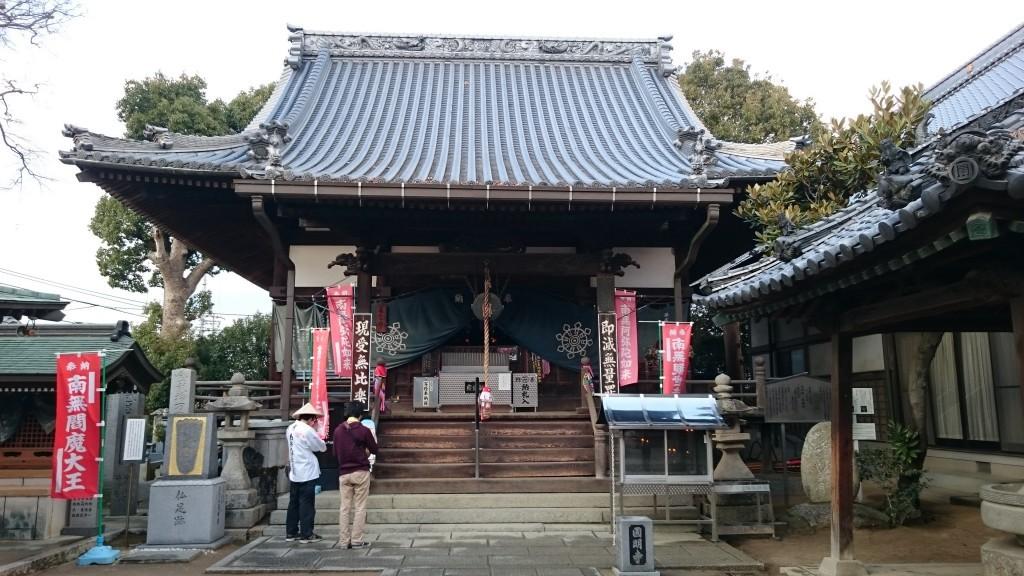 円明寺 本堂