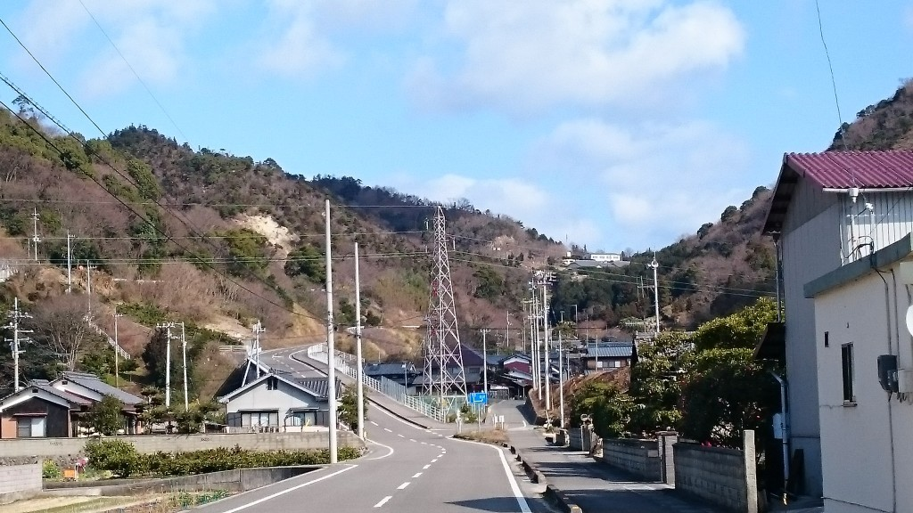鎌大師 峠