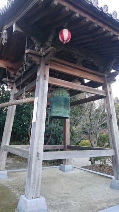 延命寺 梵鐘 近見二郎