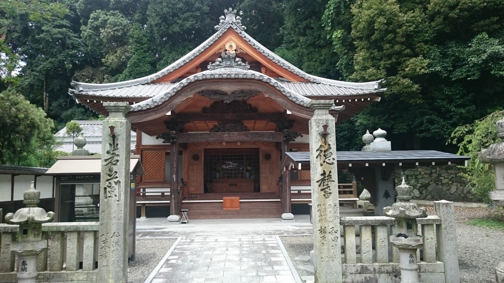 繁多寺 歓喜天 聖天堂