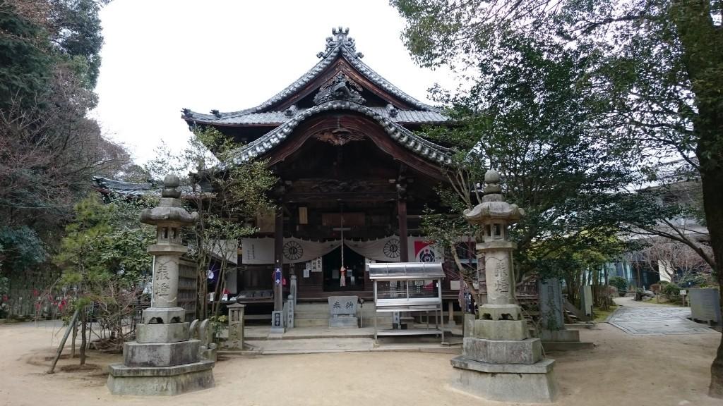 仙遊寺 本堂