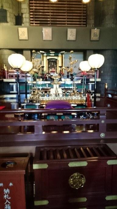 香園寺 大聖堂2階 大師堂