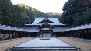 前神寺 本堂