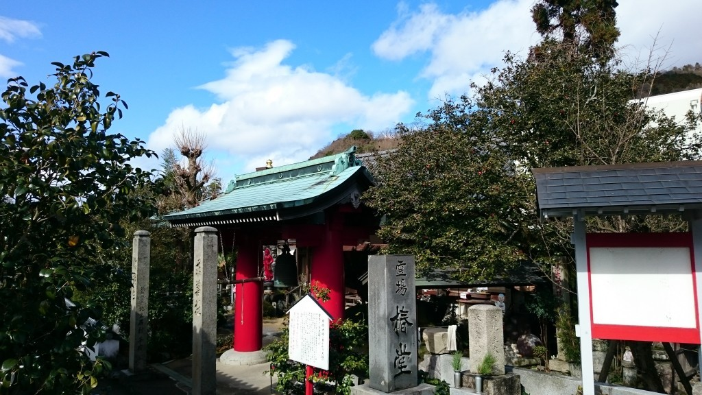 常福寺椿堂