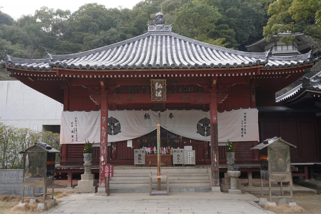観音寺 大師堂