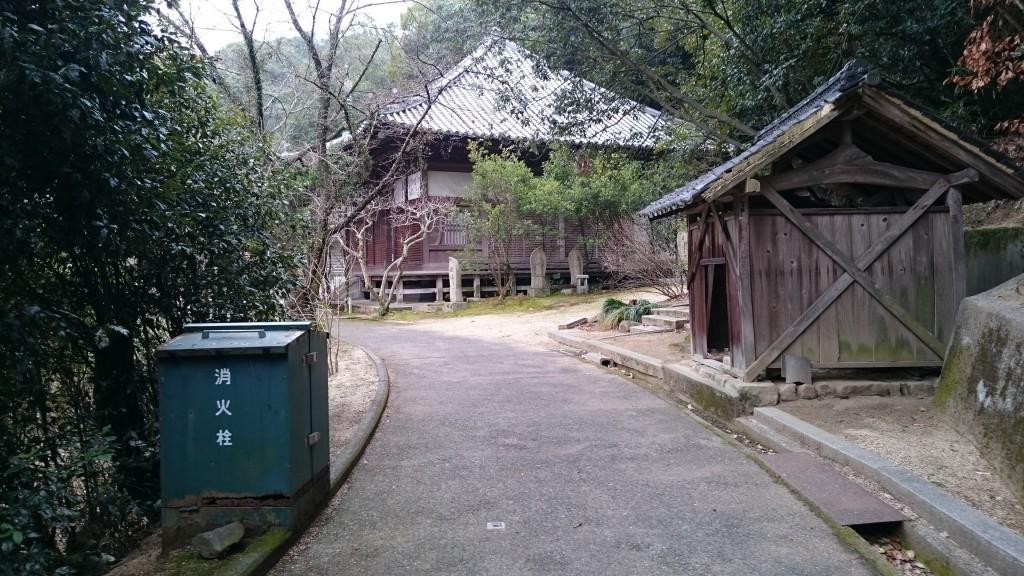 神恵院 薬師堂 元本堂