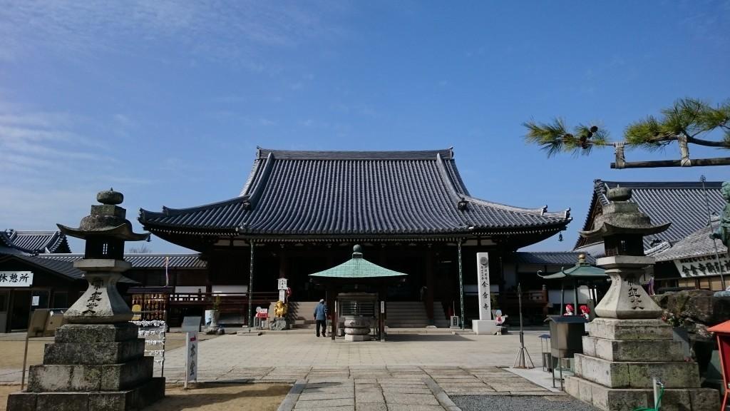 金倉寺 本堂