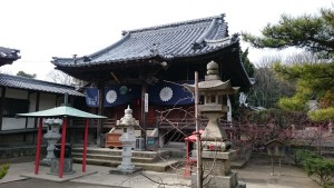 天皇寺 本堂