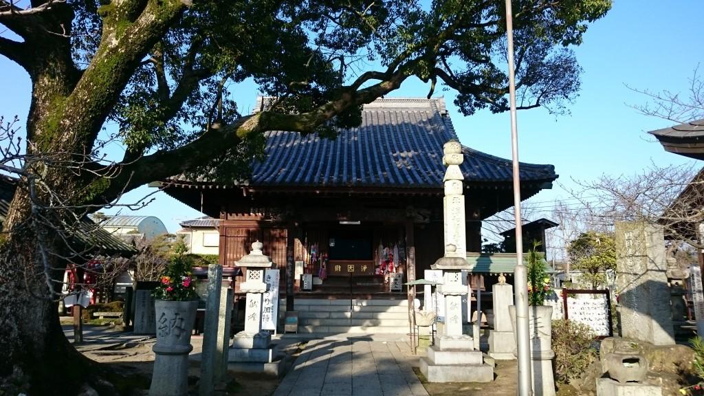 一宮寺 本堂